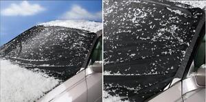 Car Snow Cover Protecting Auto Windshield From Snow And Ice Skip The Scraping