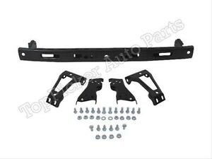 For 99 07 Chevy Silverado 1500 2500 Fleetside Rear Bumper Hitch Re Mount Bracket