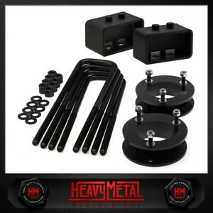 Ford F150 2004 2019 3 Front 1 5 Rear Full Lift Leveling Kit 2wd 4wd