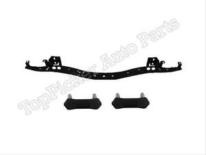 1997 2002 Ford Expedition Rear Step Bumper Hitch Bar Rebar Mounting Bracket 3pc