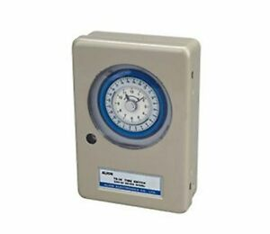 Mechanical Time Switches Manual auto Control Tb 38 Ac220v 10a Timing Range 24h
