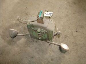 John Deere 60 Steering Tower Ceq2552