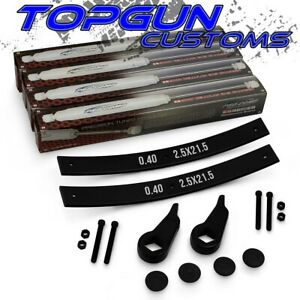 For 98 11 Ford Ranger 3 Front 2 Rear Leveling Lift Kit W Procomp Shocks 4wd
