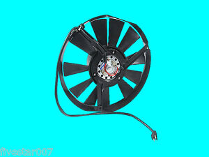 Meyle Engine Electric Cooling Auxiliary Aux Fan Motor Assembly New For Mercedes