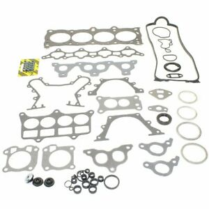 New Set Engine Gasket For Honda Accord Prelude 88 87 86 85 1989 1988 1987 19
