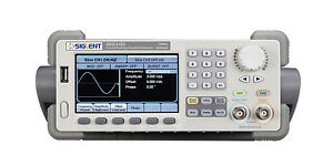 Siglent Waveform Function Generator Counter Sdg5122 2ch 120mhz 500msa s 16k 512k