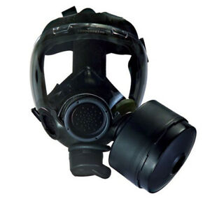 Msa 813861 Full Facepiece Advantage 1000 Control Gas Mask l