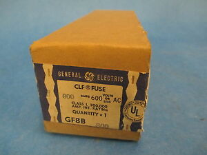 General Electric 800 Amp Fuse Gf8b800 new In Box