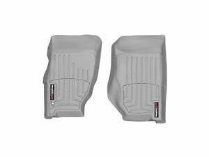 Weathertech Floorliner For Jeep Liberty 2002 2007 1st Row Grey