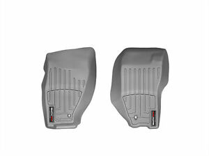 Weathertech Floorliner For Jeep Liberty 2008 2012 1st Row Grey