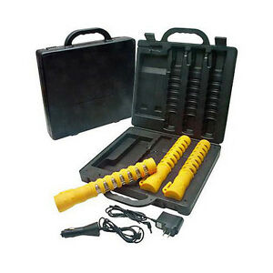 Aervoe 1157 Baton Road Multi functional Yellow Flare Kit