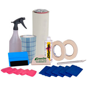 Vinyl Cutting Weeding Application Tools Starter Kit Bundle For Signs Uscutter