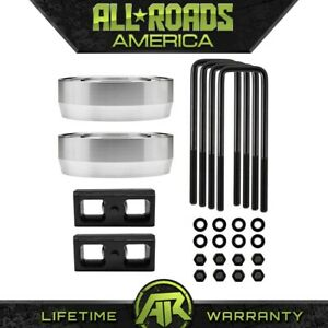 3 Full Leveling Lift Kit Fits 1992 1999 Chevy Gm Tahoe Suburban 1500 2wd 4x2