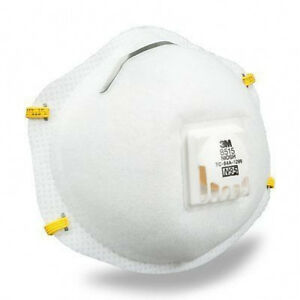 3m 8515 Series N95 Cool Flow Welding Respirator 10 box