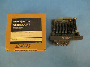 Ge Fanuc Seriesone Programmable Controller Ic610mdl175a New Surplus