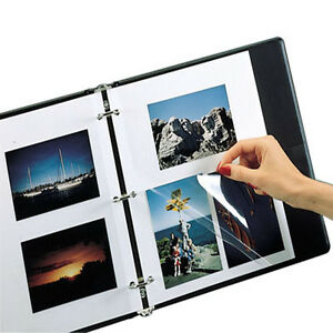 New C line Redi mount Photo Mounting Sheets 50 bx Free Shipping