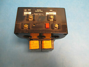 Westinghouse Modular Overload Relay Mora 4 mae 137a 600v Htm 10 Used