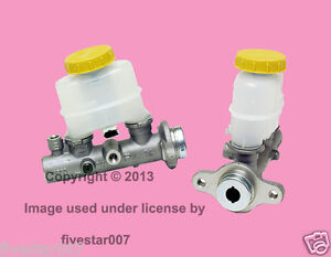 Oem Tokico Brake Master Cylinder W Reservoir Cap New For Infiniti G20 With Abs