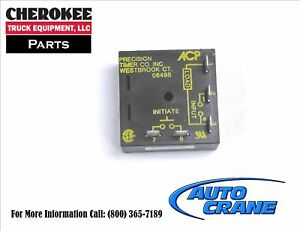 Auto Crane 320351000 Older Crane Relay Solid State Timing