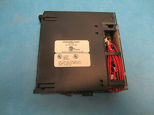 Ge Fanuc Output Ic693mdl340c 120vac 5a 16pt Missing Front Cover