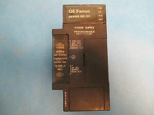 Ge Fanuc Programmable Controller Power Supply Ic693pwr321n
