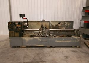 9936 16 X 80 Doall Model 16 Lathe 2 1 2 Spindle Bore