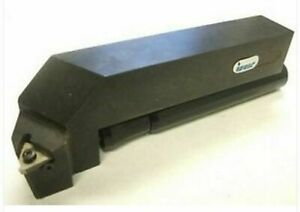 Iscar Al 100 3 Cq Indexable Turning Grooving Cut Off Self Grip Tool Holder New