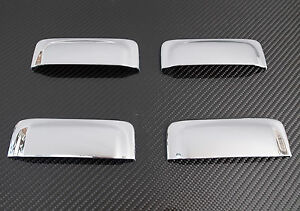 2001 2005 Ford Explorer Sport Trac 4dr Chrome Door Handle Cover