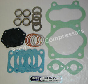 Quincy Hok 308 25q Head Overhaul Kit Roc 25 And Up Air Compressor Parts