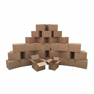 Moving Boxes Value Economy Kit 2 Qty 30 Boxes Moving Supplies
