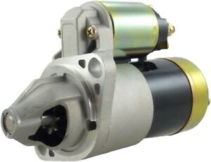 New Starter Hyster Forklift S 50xm S 55xm S 60xm S 65xm M0t84381 18096