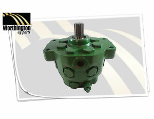Re11213 Reman Hydraulic Pump Price Includes 200 Core Charge John Deere 8450