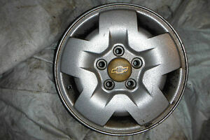 2001 Chevy Blazer 15 Inch Alloy Wheel