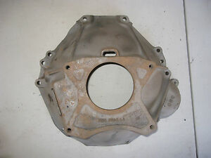 71 72 73 Ford Mustang Cougar 4 Speed Manual Bellhousing D1ta 6394 Aa