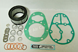 Kellogg 320 Hok 320 Ke Head Overhaul Kit Gaskets Valve Disc Air Compressor Parts
