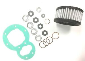 18868 Kellogg American 321 Tv Head Kit Gaskets Valve Disc s And Springs