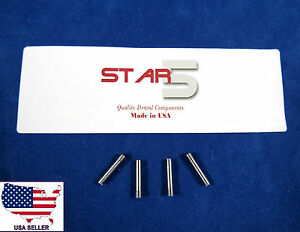 Concentrix Star Dental Chuck Cartridge Turbine Cartridge Kit 4 Pcs Star5