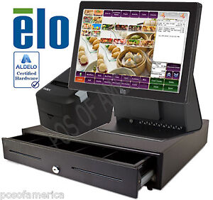 Aldelo Pro Elo Chinese Restaurant Bar All in one Complete Pos System New