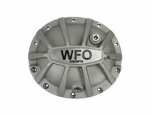 Wfo Dana 35 Rear Xtreme Aluminum Differential Cover Wfo D35xs