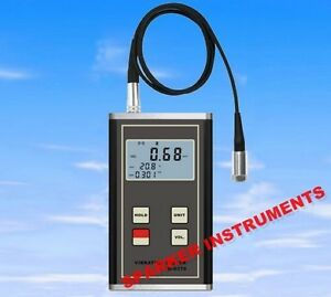 New Vm 6370 Digital Vibration Meter Imbalance And Deflecting Tester Vibrometer