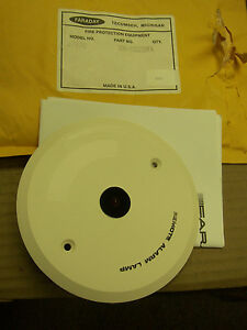 New Faraday 8727c 500 033230fa Led Ceiling Annunciator Fire Alarm