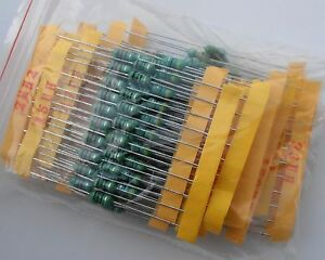 20 Value 200 Pcs Assorted Color Wheel Inductor Kit 1 2 W 0 5w 10