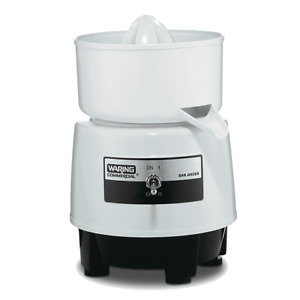 Waring Commercial Electric Citrus Bar Juicer Juice