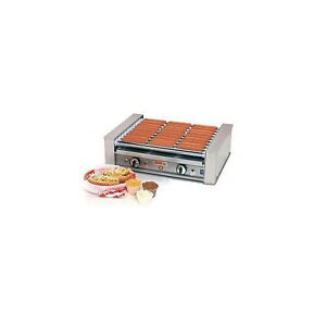 Commercial Hot Dog Grill Roller 27 Hot Dog Capacity