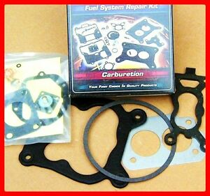 Carburetor Rebuild Kit 1962 1987 Chrysler Dodge Plymouth Holley 2 Bbl 2280