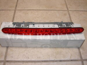 Mercedes benz Sl Genuine Third Stop Light trunk Rear Lamp Sl550 Sl500 03 up New