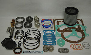 Quincy 5120 11 Record Of Change Major Overhaul Kit Air Compressor Parts