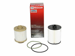 Motorcraft Fd4617 Fuel Filter Ford F 250 F 350 F 450 Super Duty 6 4l