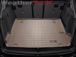 Weathertech Cargo Liner Trunk Mat For Bmw X3 2011 2017 Tan