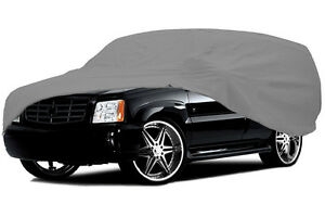 Toyota Venza 2010 Waterproof Durable Suv Car Cover